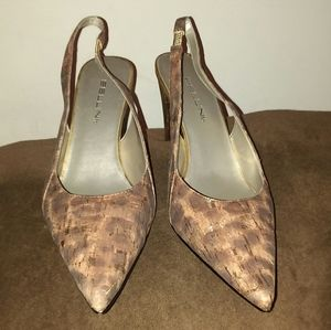 NWOT Bellini Molly2 pointed toe pumps sz 12
